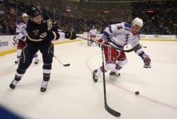 New York Rangers vs St. Louis Blues