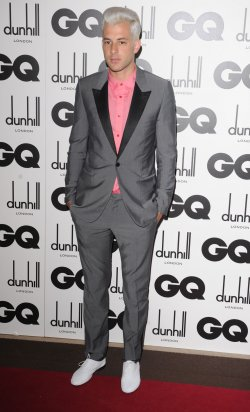 Mark Ronson attends the GQ Men of the year awards