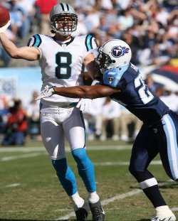 Carolina Panthers vs Tennessee Titans