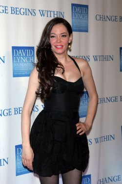 "Rose McGowan arrives for the 2nd Annual ""Change Begins Within"" Benefit in New York"