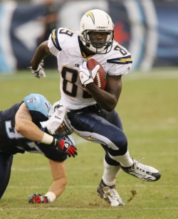 San Diego Chargers vs Tennessee Titans