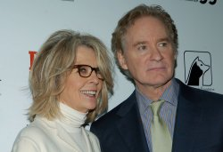"Diane Keaton and Kevin Kline attend the ""Darling Companion"" premiere in Los Angeles"