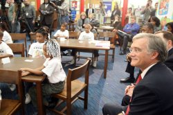 "U.S. Census Bureau director and local students launch National ""Census in Schools"" Initiative in St. Louis"