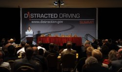 Transportation Department hosts Distracted Driving Summit in Washington
