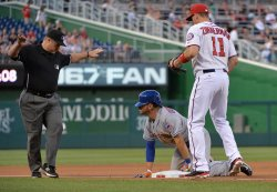 New York Mets vs Washington Nationals in Washington