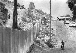 Illegal alien crosses border near Tijuana, Mexico into the U.S.