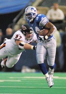 Detroit Lions-Chicago Bears