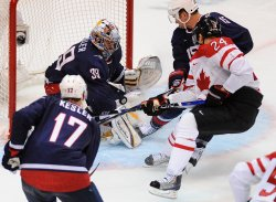 Canada vs. United States gold medal men's ice hockey at 2010 Winter Olympics in Vancouver