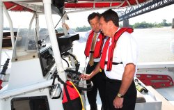 Rep. Carnahan announces funding for new fire boats for City of St. Louis