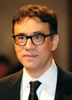 Fred Armisen arrives for the 2010 Mark Twain Prize in Washington