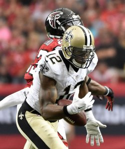 Atlanta Falcons vs. New Orleans Saints