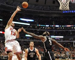 Eastern Conference Quarterfinals Game 6 Brooklyn Nets vs. Chicago Bulls