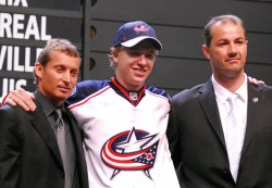 2007 NATIONAL HOCKEY LEAGUE ENTRY DRAFT IN COLUMBUS OHIO