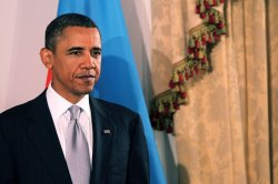 Obama Attends Meetings With World Leaders In NYC During UN General Assembly