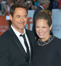 """Robert Downey Jr. attends world premiere of """"The Judge"""" at the Toronto International Film Festival"""