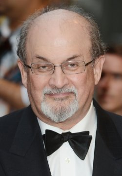 "Salman Rushdie attends the ""GQ Awards"" in London"