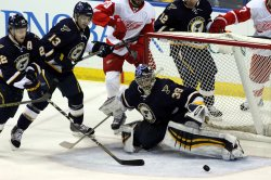 Detriot Red Wings vs St. Louis Blues