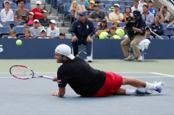US Open Tennis Championship in New York Day 5