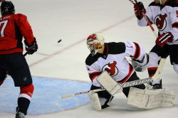 Washington Capitals vs New Jersey Devils in Washington