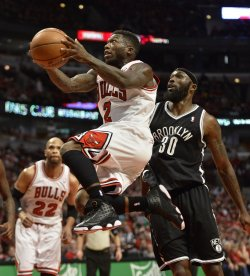 Eastern Conference Quarterfinals Game 4 Brooklyn Nets vs. Chicago Bulls
