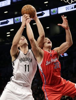 Brooklyn Nets vs Los Angeles Clippers