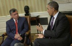 Obama Meets Jordan King at White House