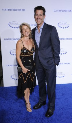 "James Denton attends the Clinton Foundation Gala in honor of ""A Decade of Difference"" held at the Hollywood Palladium in Los Angeles"