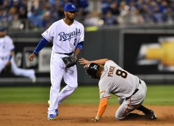 World Series Game 6 San Francisco Giants vs. Kansas City Royals