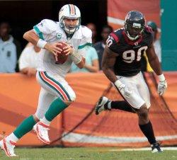 Houston Texans vs. Miami Dolphins in Miami