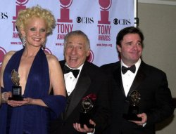 2001 TONY AWARD WINNERS