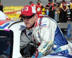 NASCAR Daytona 500 qualifying in Daytona Beach, Florida
