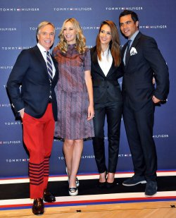Tommy Hilfiger Omotesando Store opening in Tokyo