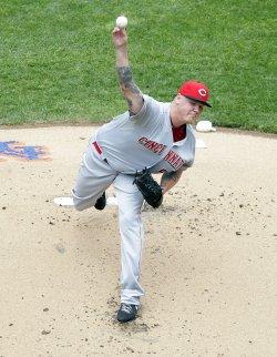 Mets vs Reds at Citi Field