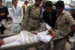 Killing Five Yemenis During Protests in Yemen