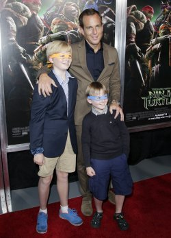 """Teenage Mutant Ninja Turtles"" special screening in New York"