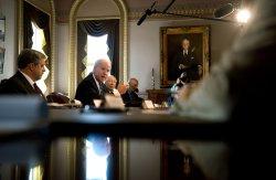 Vice President Joe Biden meets with sporting groups on gun safetyin Washington