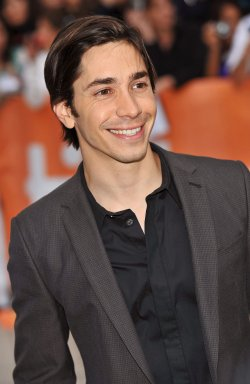 Justin Long attends 'The Conspirator' premiere at the Toronto International Film Festival