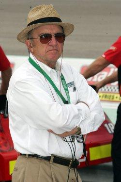 NASCAR Busch series Ford 300 qualifying
