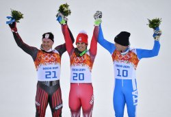 Men's Super Combined at the Sochi 2014 Winter Olympics