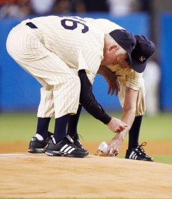 New York Yankees final game ever at Yankee Stadium
