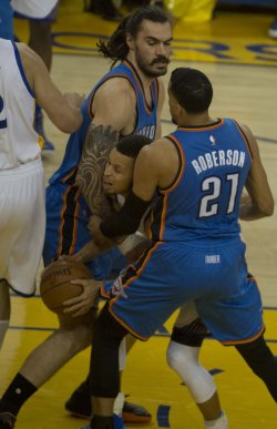 Golden State Warriors Stephen Curry is fouled