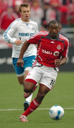 TORONTO FC VS KANSAS CITY WIZARDS