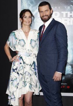 Into The Storm premiere in New York