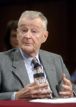 FORMER NATIONAL SECURITY ADVISER BRZEZINSKI TESTIFITES ON IRAQ