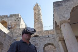 Tower Of David Museum Launches Innovation Lab In Jerusalem
