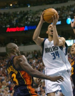 NBA PLAYOFFS DALLAS MAVERICKS VS GOLDEN STATE WARRIORS
