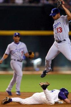 Los Angeles Dodgers v Arizona Diamondbacks MLB Baseball
