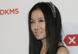 Vera Wang at the Annual Delete Blood Cancer DKMS Gala