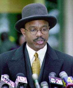 U.S. Attorney Eddie Jordan, Jr.