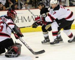 New Jersey Devils vs Pittsburgh Penguins
